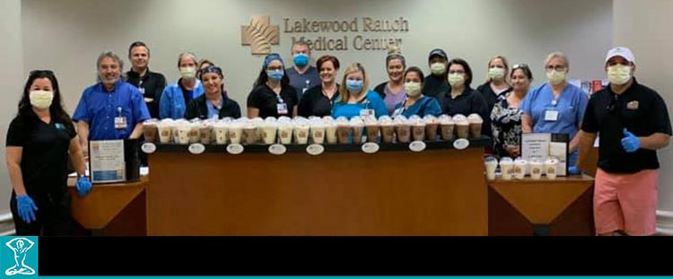 Ramos Relief Efforts During COVID-19